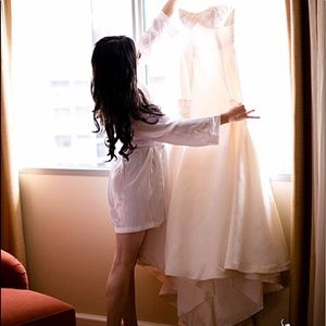 "Melissa Sweet Wedding Dress - ""Lia"""